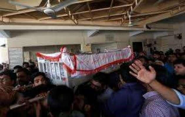 ڈیرہ مراد جمالی،پرانی دشمنی کی بناء پر مسلح افراد کی فائرنگ سے ایک ..