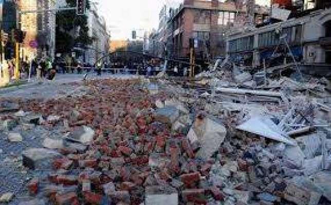 بھارت میں 4.4شدت کا زلزلہ،لوگوں میں خوف و ہراس ، جانی ومالی نقصان کی ..
