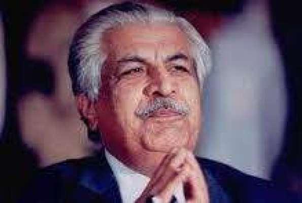 پاکستان کے سابق نگراں وزیر اعظم غلام مصطفی جتوئی کی ساتویں برسی 20نومبر ..