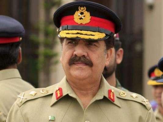 پاکستان کادفاع مضبوط ہاتھوں میں ہے۔آرمی چیف