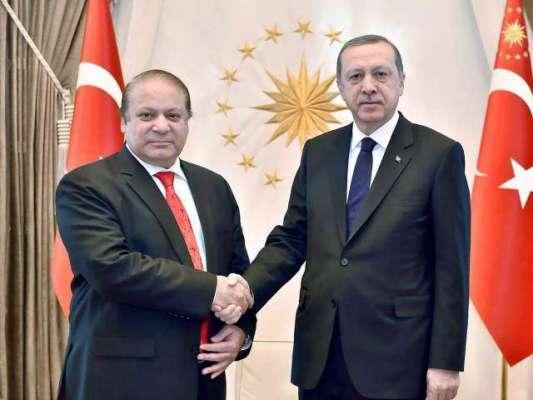 پاکستان اور ترکی کا توانائی،معیشت اوردیگرشعبوں میں تعاون بڑھانے کاعزم