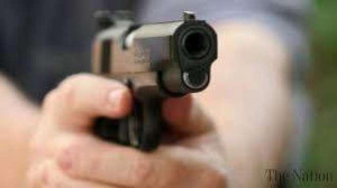 لاہور،باغبانپورہ میں دو گروپوں میں فائرنگ سے ایک شخص جاں بحق،دوسرا ..