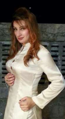 اسٹیج اداکارہ ندا ملک نے قسمت بیگ کے قتل کے سوگ میں سالگر ہ کی تقریب ..