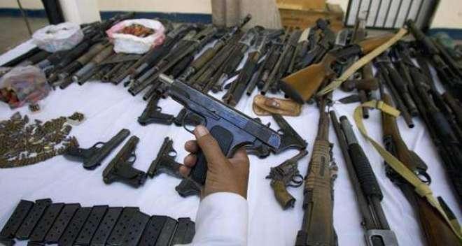 کراچی میں ہونے والی تمام ٹارگٹ کلنگ میں صرف 15 پستول ہی استعمال ہوئے ..