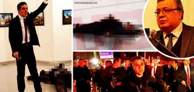 مقتول کارلوف نے سرد مہری کے دور میں سفارتی کوششوں سے روس ترکی تعلقات ..