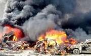 عراق، خودکش کار بم دھماکہ، 32افراد ہلاک، درجنوں زخمی