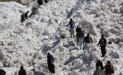 چترال میں ریسکیو آپریشن مکمل ، ملبے سے دو افراد کو زندہ نکال لیا گیا