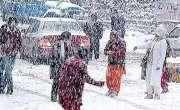 ملک کے بالائی علاقوں میں برف باری کا سلسلہ رک گیا، سڑکیں بلاک ہونے کے ..