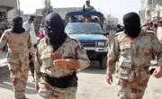 نیشنل ایکشن پلان کے تحت سیکیورٹی اداروں کامختلف علاقوں میں سرچ آپریشن،10افغانیوں ..