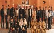 اسکائوٹس تحریک نے پوری دنیا میں امن و آشتی کا پیغام دیا جسٹس (ر) حسن ..