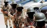 پنجاب میں سرچ آپریشن،64مشتبہ افراد زیر حراست