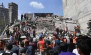 میکسیکو میں'7اعشاریہ1کی شدت کا دوسرا خوفناک زلزلہ'300کے قریب ہلاک'سینکڑوں ..