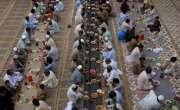 رمضان المبارک کے پہلے پندرہ روز  موسم گرم اورخشک رہے گا ،محکمہ موسمیات