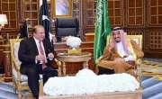 نوازشریف جدہ کی بجائے ریاض جائیں گے'سعودی ولی عہد سے ملاقات کا امکان