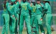 پاکستان کی خواتین کرکٹ ٹیم کو انگلینڈ میں جاری ورلڈکپ میں مسلسل  چوتھی ..