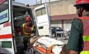 بھکر میں ٹرک کی رکشہ کو ٹکر سے دو افراد جاں بحق اور تین زخمی ہوگئے