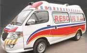ریسکیو 1122نے گزشتہ ماہ756 مریضوں کو ہسپتال پہنچایا، 64کو موقع پر ابتدائی ..