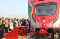 پنجاب حکومت نے 28 فروری کومیٹرو ٹرین چلانے کا اعلان کردیا