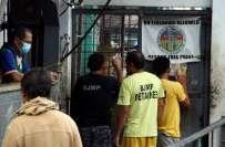 فلپائن میں 100 مسلح افراد کا جیل پر حملہ' 158 قیدی فرار'پولیس کی فائرنگ ..