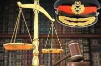فوجی عدالتوں کی مدت ختم ہوگئی،274دہشتگردوں کو2سال میں سزائیں سنائی گئیں