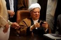 ایرانی سابق صدر علی اکبر ہاشمی رفسنجانی انتقال کر گئے