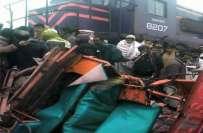 لودھراں ٹرین حادثہ،  ڈرائیور ذمہ قرار