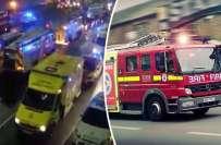 برطانیہ کے دارلحکومت لندن میں زور دار دھماکے کی اطلاعات۔ متعدد افراد ..