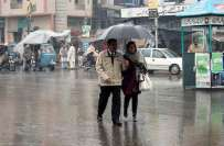 بارشوں کا نیا سلسلہ 3سے 6فروری کے دوران شروع ہونے کا امکان ،محکمہ موسمیات