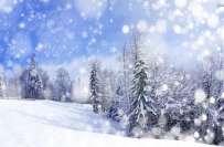 کوئٹہ,شدید برفباری کے باعث راستے بند ہیں