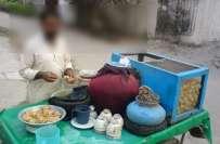 بھارت میں گول گپوں میں ٹوائلٹ کلینر شامل کرکے بیچے جانے کا انکشاف