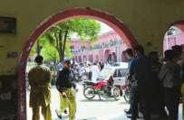 ایڈیشنل سیشن جج نے قتل کے مقدمات میں بطور گواہ پیش نہ ہونے پر 50 پولیس ..