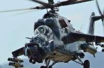 پاکستان اور روس کے درمیان ایم آئی 35 ہیلی کاپٹرز معاہدے میں مزید توسیع ..