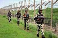 سیالکوٹ ،بھارتی سیکیورٹی فورسز کی سرحدی گائوں پر فائرنگ سے  54 سالہ ..