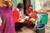 بھارتی شہر چنئی کی کچی بستیوں میں ہر دوسری خاتون کو جنسی طور پر حراساں ..