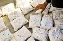 منشیات فروشوں کے خلاف کاروائی،24بوتلیں ولائتی شراب اورچرس برآمد