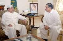 آصف علی زرداری کی قومی ادارہ برائے امراض قلب میں ڈاکٹر عاصم حسین سے ..