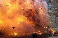 خضدار' قومی شاہراہ پر دھماکہ ' ارد گرد واقع عمارتوں کے شیشے ٹوٹ گئے' ..