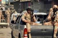 ملک بھر میں آپریشن ردالفساد جاری ، سرچ آپریشن کے دوران 14 افغانیوں ..