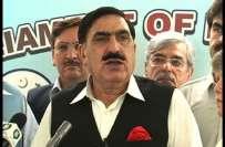 سینیٹر شاہی سید کی پارا چنار میں خودکش حملے کی شدید مذمت