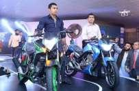 یونیک موٹرز کی جانب سے 150 سی سی موٹر سائیکل مارکیٹ میں پیش کر دی گئی