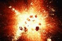 کراچی کے علاقے لیاری میں کریکر بم حملہ