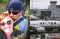 امریکہ میں شادی کیلئے جانے والے دولہا دلہن کو پرواز سے اتار دیا گیا