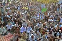 مظاہرین پرتشدد سے آگ پورے ملک میں پھیل جائیگی، وزیراعظم کورپورٹ میں ..