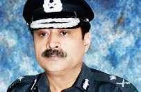 آئی جی پنجاب نے 2 پولیس افسران کے تقرر و تبادلوں کے احکامات جاری کردئیے
