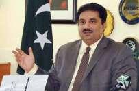 وزیر دفاع انجینئر خرم دستگیر خان کی اپنے پولش ہم منصب سے ملاقات اور ..
