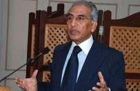 طارق فاطمی نے مستعفی ہونے کی خبروں کی تردید کر دی