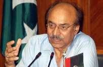 نثار احمد کھوڑو کی عبدالباری پتافی کو مبارکباد