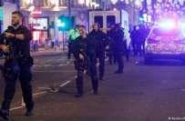 لندن میں ایک اور ممکنہ دہشت گرد حملہ