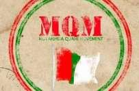 ایم کیوایم پاکستان کے تحت پارٹی کی34ویں یوم تاسیس کے موقع پرکل لیاقت ..
