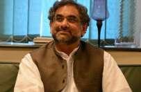 وزیراعظم شاہد خاقان عباسی سے ممتاز کاروباری گروپ